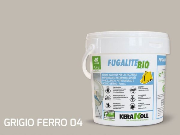 FUGALITE BIO GRIS HIERRO 1.5 KG