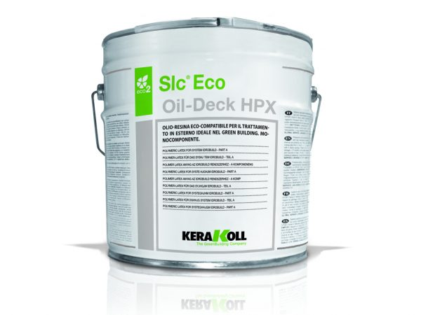 SLC ECO OIL-DECK HPX 4 LT