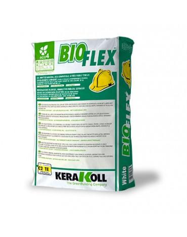 ADHESIVO BIOFLEX BLANCO 25 KG